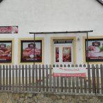 Rapali Hús portál dekoráció