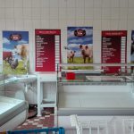 Rapali Hús reklámtábla