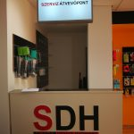 SDH reklámtábla