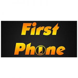First Phone logo