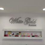 White Gold plasztikus